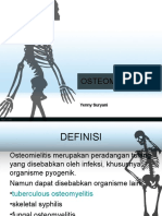 Makalah - Osteomielitis - Yenny 13303