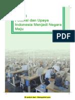 Tema 1 Potensi Dan Upaya Indonesia Menjadi Negara Maju