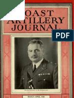 Coast Artillery Journal - Apr 1936