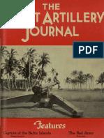 Coast Artillery Journal - Aug 1936
