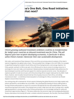 Africa_and Chinas One Belt, One Road initiative_ Why now and what next_ _ International Centre for Trade and Sustainable Development.pdf