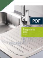 Fregaderos+inox MEPAMSA
