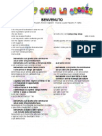 Benvenuto - Pausini