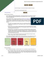 D&D Character Sheets Info