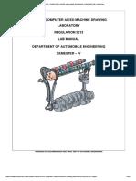 Pr 6412 Computer Aided Machine Drawing Laboratory Manual