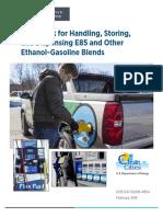 Ethanol Handbook