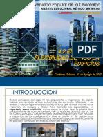 Efectos de Flexibilidad de Piso en Edificios