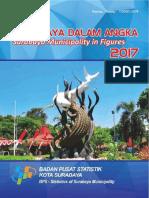 Kota Surabaya Dalam Angka 2017