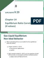 L29 k Valuecorrelations