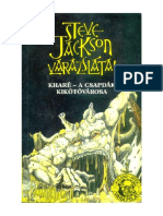 Steve Jackson - 2 Kharé, a csapdák kikötővárosa.pdf