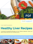 Healthy Liver Recipes Cookbook