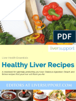 Healthy Liver Recipes Cookbook