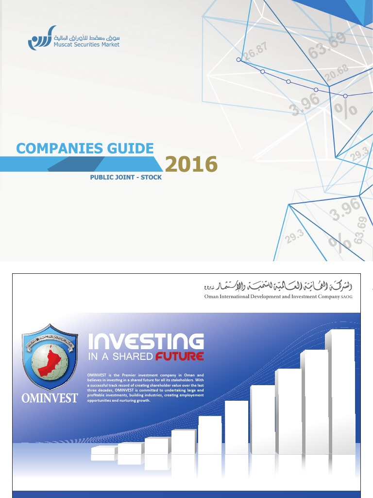 Company guide 2016 pdf | Retained Earnings | Balance Sheet