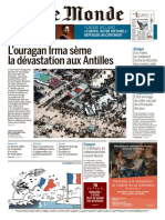 Le Monde week end +   + 2 supplémen  du samedi 7 octobre 2017 - Copie 7153c866f34