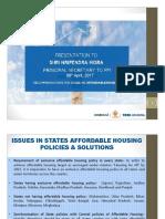Pmo-presentation on Affordable Housing - Apr'17