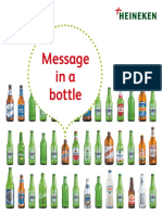 2017 Heineken Message in a Bottle