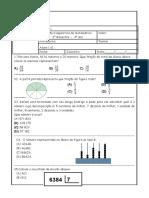 Avaliacao Diagnostica de Matematica 4 Ano 3º Bimestredoc
