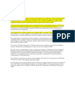 Datos Maestros SAP