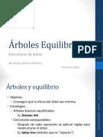 ArBoles EquiLibraDos