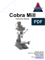 Cobra Mill Manual