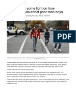 ela lifework 9 2f11-  -poor boys rich neighborhood- article