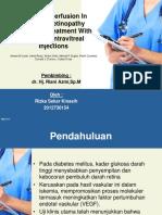 Retinal Reperfusion