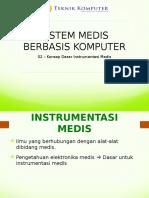 02. Konsep Dasar Instrumentasi Medis