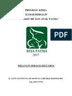 Program Kerja Kaber