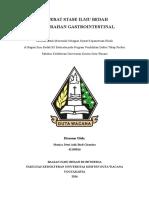 Cover-Bab1 - Referat Perdarahan Gastrointestinal