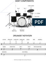 Drummer Beginners Packet