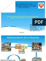 proyecto papelera