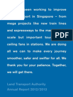 LTA Annual Report 2012-2013