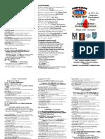 Program PERT'16