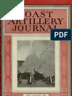 Coast Artillery Journal - Aug 1931