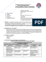 Sylabus Vii Ciclo Practica II Discontinua 2017