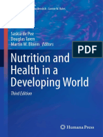 (Nutrition and Health) Saskia de Pee, Douglas Taren, Martin W. Bloem (Eds.)-Nutrition and Health in a Developing World -Humana Press (2017)