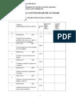 ANTEMASURATOARE - Reabilitate Fatada Laterala- REBREANU 16