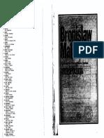 Bronislaw Malinowski - A teoria funcional.pdf