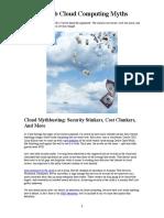 7Dumb Cloud Computing Myths_111412