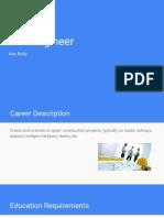 capstone career project - alex reilly