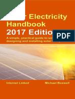 Solar Electricity Handbook 2017 Edition