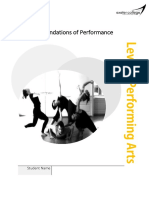 units 124 foundations of performance ual