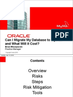 Can I Migrate My Database to MySQL and What Will It Cost_ Presentation