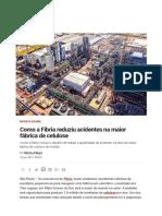 Artigo-Como a Fibria Reduziu Acidentes Na Maior Fábrica de Celulose _ EXAME