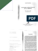 Schoenberg Funciones Estructurales Armonia
