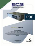 ECS1.5 Product Manual V1.0 (Print)