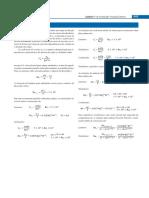 Fórmulas Cap 7