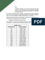 Norma e. 030 y e. 040 (Rne)