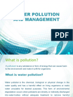Water Pollution Part1