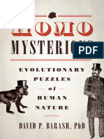 Barash - Homo Mysteries; Evolutionary Puzzles of Human Nature (2012).epub